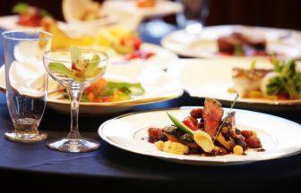 フランス料理のコース