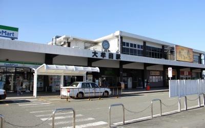 JR大牟田駅
