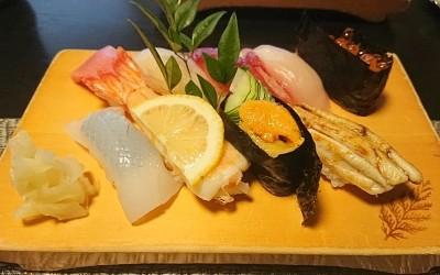 寿司のセット