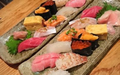 色んな寿司