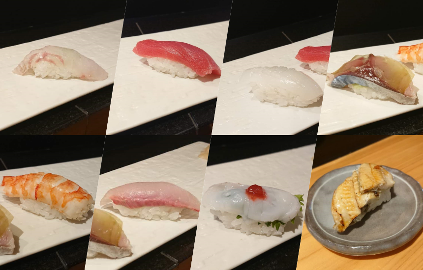 KOTOBUKIの寿司