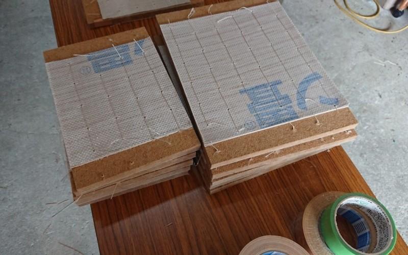 ミニ畳で使用する畳床