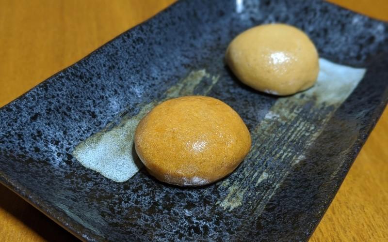 江口栄商店の草木饅頭