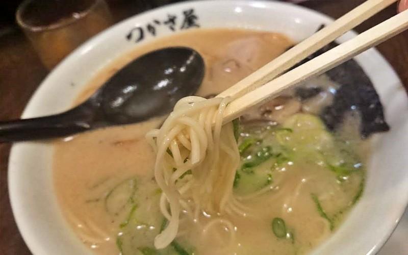つかさ屋の麺