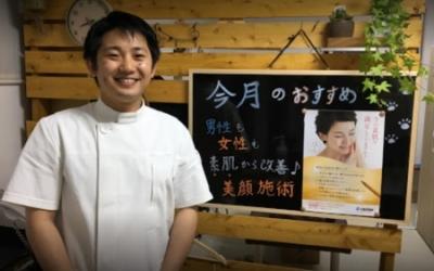 院長の写真