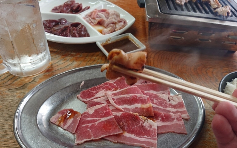 一人前でも多い肉