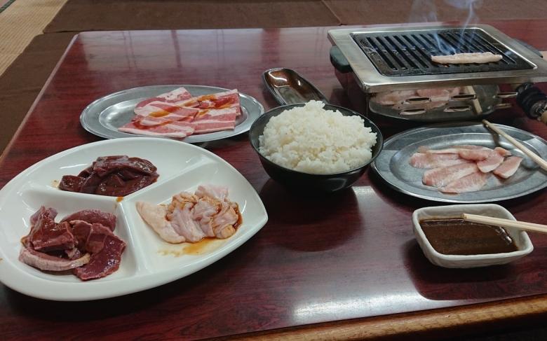 注文した肉