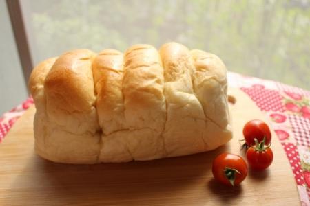 家に持ち帰ったパン