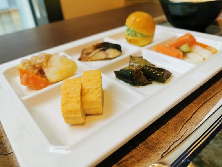 和食系の朝食